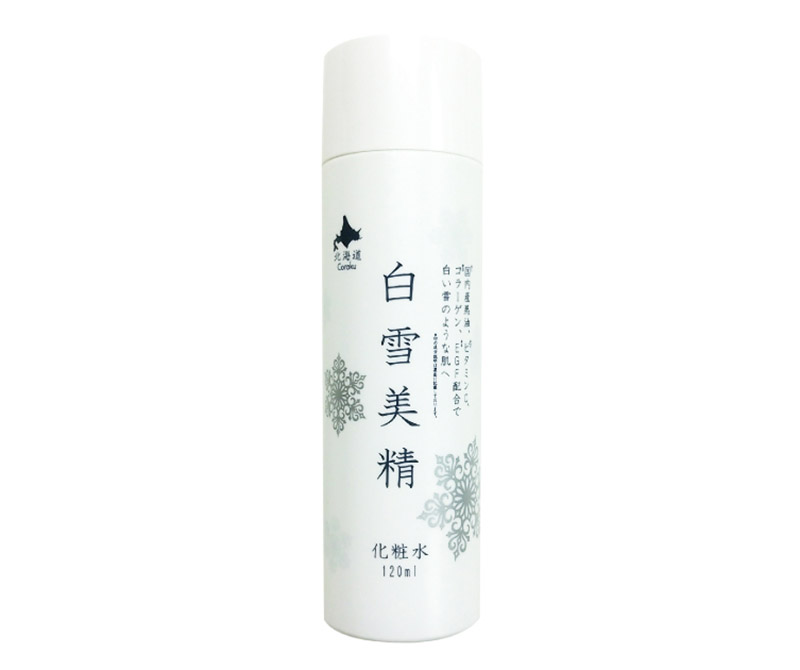 Lotion dưỡng da Coroku White Snow Beauty White Lotion 120ml của Nhật